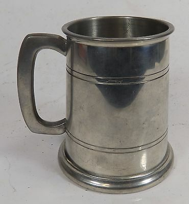 Small Tankard with a Glass Bottom