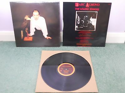 Marc Almond with the willing Sinners Vinyl Lp Stories of Johnny