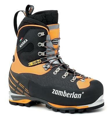 Zamberlan 6000 KARKA EVO RR Black/Orange Inner Bootee Mountaineering Boots