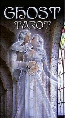Ghost Tarot: 78 Full Colour Tarot Cards and Instruction Booklet (. 9788865273036