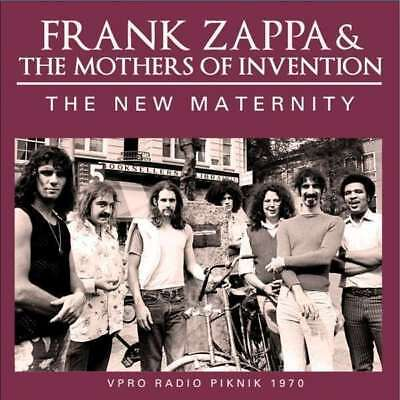 Frank Zappa And The Mothers Of Invention - The New Maternity NEW CD