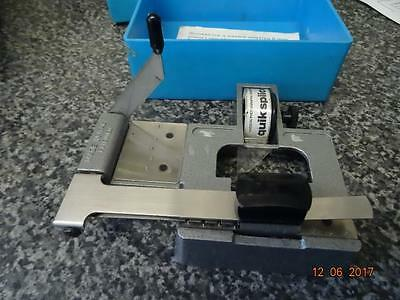 standard 8mm film splicer made in italy by cir