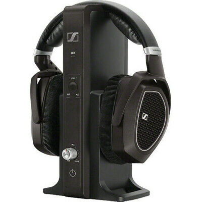 Sennheiser RS 185 Digital Wireless Headphone System - Black (505564)