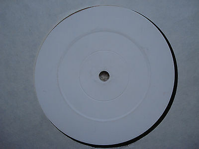 "Ultramagnetic MC's ‎Travelling At The Speed Of Thought 12"" TEST PRESS promo Rap"