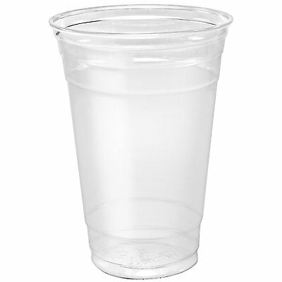 Solo Foodservice Dart Ultra Clear Conex TP20 PET Plastic Cold Cup, 20 oz, 600
