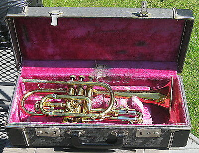 Vintage Holton Trumpet with case