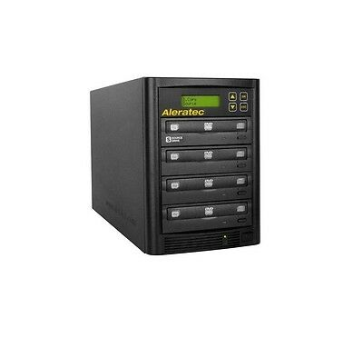 Aleratec V2 Copy 1:3 DVD CD Duplicator Stand-alone Optical Drives Tower 260180