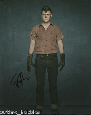 Evan Peters American Horror Story Signed Autographed 8x10 Photo COA #6