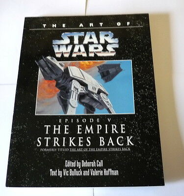 The Art of Star Wars The Empire Strikes Back Book Episode V