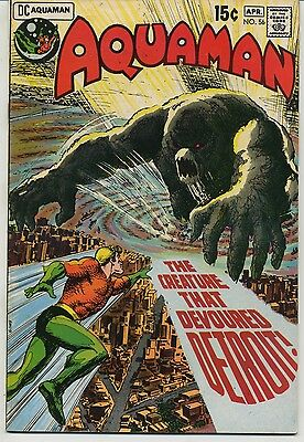 Aquaman 56 Last Silver Age Issue High Grade