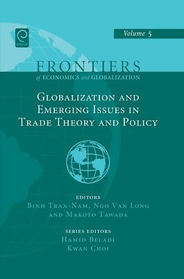 Globalization And Emerging Issues In Tra, Beladi, Hamid, Choi, Kw. 9781846639623