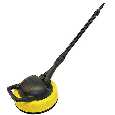 pressure washer jet wash rotary surface patio cleaner. Black Bedroom Furniture Sets. Home Design Ideas