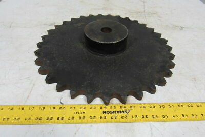 """Martin 140B33H #140 Single Row Sprocket 1-1/2"""" Bore to Size 33 Tooth"""