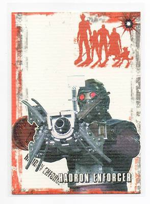 2014 Upper Deck Guardians of the Galaxy Boom Weapons 3 Hadron Enforcer