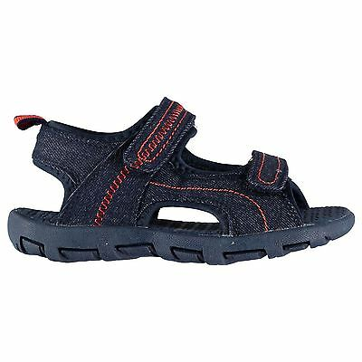 Crafted Kids Trek Sandals Boys Shoes Two Touch and Close Straps Casual Summer