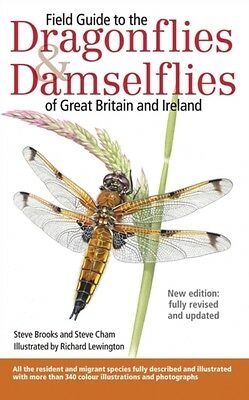 Field Guide to the Dragonflies & Damselflies of Great Britain and Ireland (Pape.