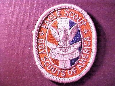 VINTAGE BOY SCOUTS Eagle Scout Patch BSA  S78