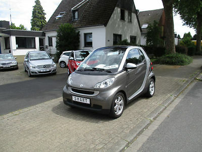 Smart smart fortwo coupe softouch passion Automatic
