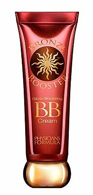 Physicians Formula Bronze Booster Glow-Boosting BB Cream Light/Medium new