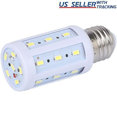 40 Watt Equivalent LED Bulb 24-Chip Corn Light E26 550lm 5W Cool Daylight 6000K