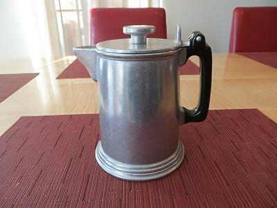 4 Cup Coffee Tea Pot Wilton Armatale Pewter