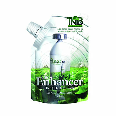 Recarga para dispensador de CO2 TNB Naturals (The Enhancer CO2 Canister)