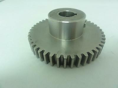 """151511 Old-Stock, Cantrell N060115 Gear, 45T, 3/4"""" Bore, 4"""" OD"""