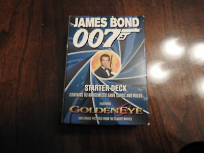 James Bond 007 CCG Starter Deck