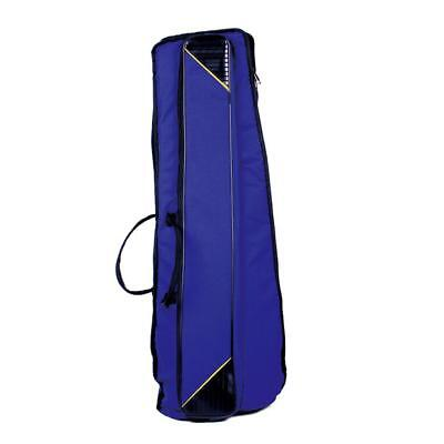Blue Oxford Fabric Bag for Tenor Trombone Protection Stage Accessory 910mm