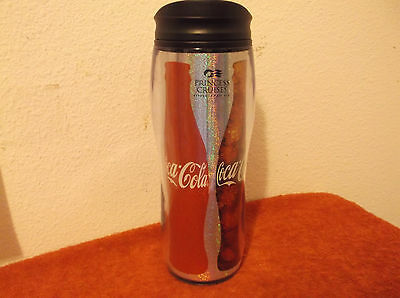 Collectable (New) Princess Cruises Coca-Cola Thermal Travel Mug