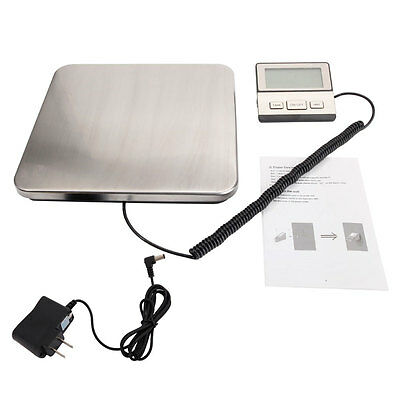 440lb Heavy Duty Digital Metal Industry Shipping Postal Scale
