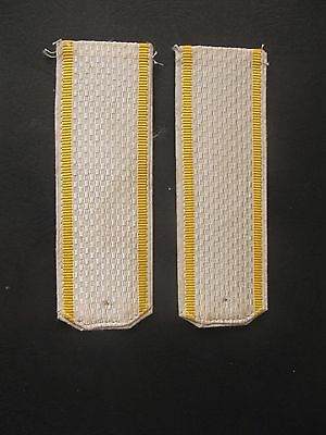 Russian Military  Genuine Pair Of Uniform Shoulder Badges No 3