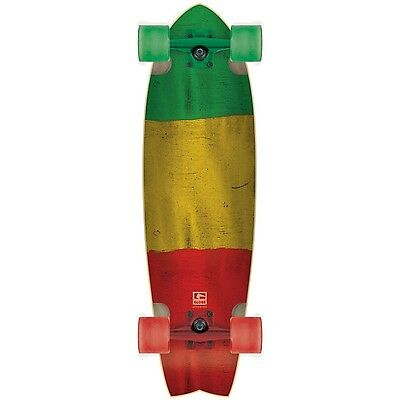 Globe Chromantic Cruiser - Rasta Flag 33.1""
