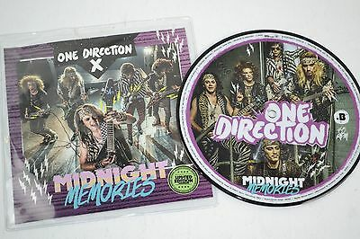 "One Direction - Midnight Memories (7"" PICTURE DISC RSD !!) ZAYN HARRY STYLES..."