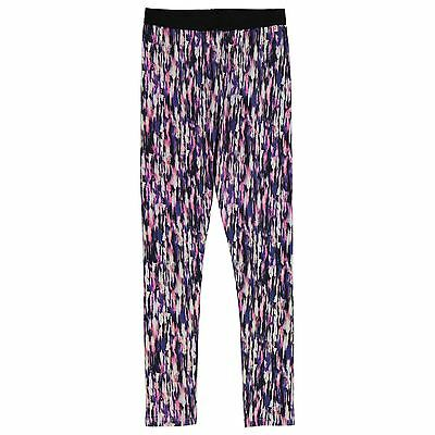 French Connection Kids AOP Leggings Pants Trousers Bottoms Junior Girls