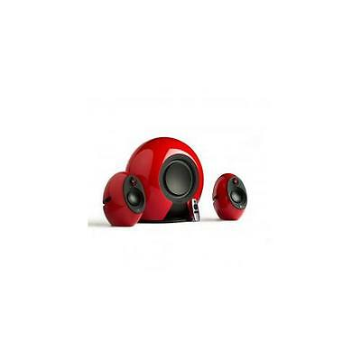 Edifier Luna E235 THX certified Active 2.1 Speaker System - Red