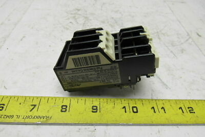 Fuji Electric TK-0NY 4NK0ALY Thermal Overload Relay 2.2-3.4A 600V