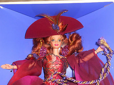 AUTUMN GLORY BARBIE ENCHANTED SEASONS COLLECTION  2nd 1996 NEW No # 12989