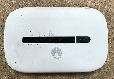 Huawei 3G and WiFi Dual Access Mobile Hotspot Pocket SIM Router E5330BS-6