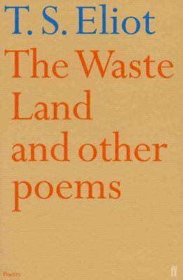 The Waste Land and Other Poems by T. S. Eliot 9780571097128 (Paperback, 1995)
