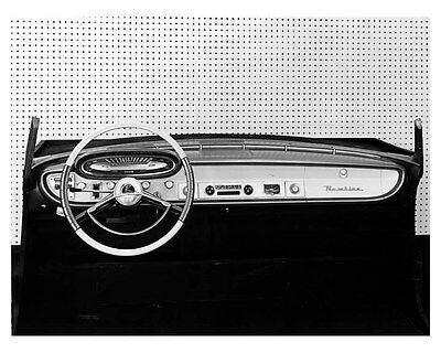 1960 Rambler Interior Factory Photo ub3840