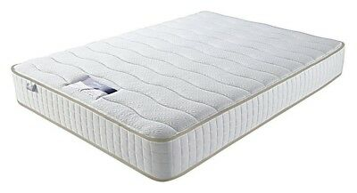 Silentnight Bingley 800 Pocket Medium Feel Mattress - Single / Double / King.