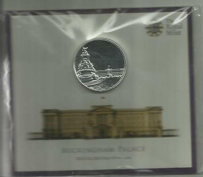 Buckingham Palace 2015 £100 Silver Hundred Pound Coin Royal Mint Limited Edition