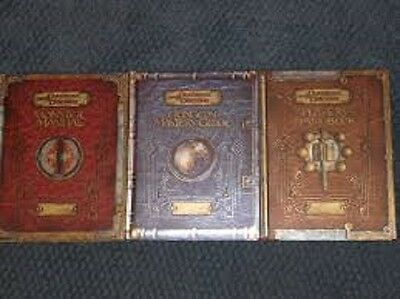 Dungeons & Dragons 3.5 Premium Edition Core Rulebooks Dungeon, Players, Monster