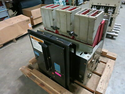 I-T-E Type K-3000 3000A Power Circuit Air Breaker Gould ITE 4000A DC 3000 Amp A