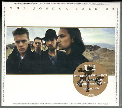 U2 The Joshua Tree 2017 Deluxe Edition Sealed 2 Cd Set New