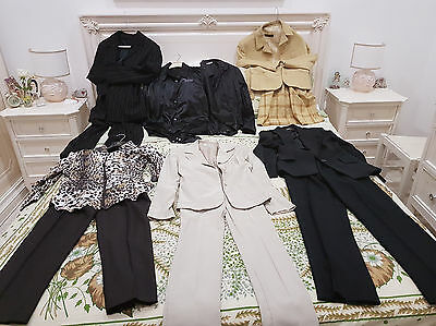 stock lotto donna pantaloni camicie just cavalli + altre marche