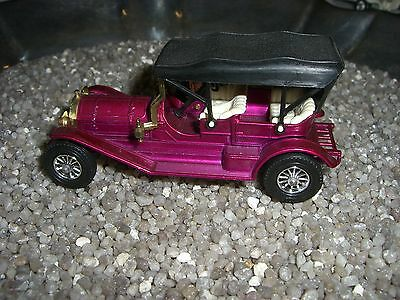 TOMAS FLYABOUT 1909  MATCHBOX  Made in England by Lesney   nr 5