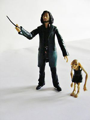 Harry Potter Loose Figure Sirius Black with Wand & Kreacher Order of the Phoenix