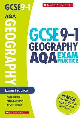 Gcse Grades 9-1: Geography Exam Practice, Cowling, Daniel, Conway. 9781407176840